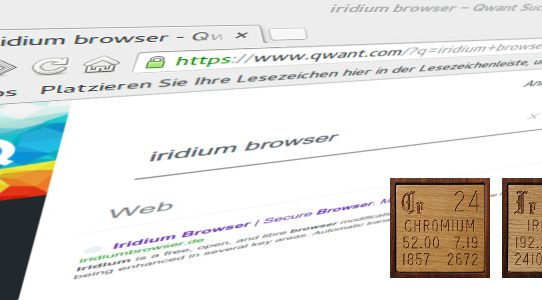 Iridium Browser