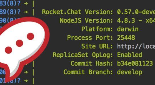 Rocket.Chat auf Univention einrichten