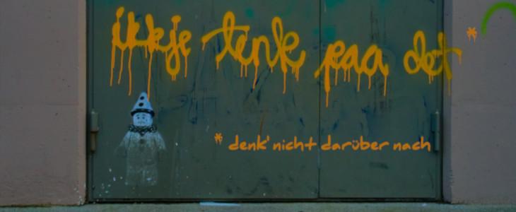 norwegisches Grafitti