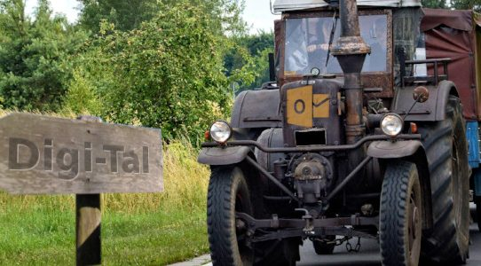 Outlook - der Dieselmotor der Digitalisierung